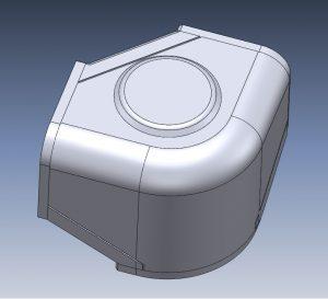 トランクパーツ 3Dデータ